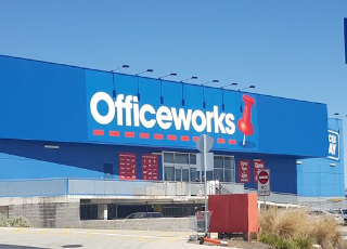 "<p style=""text-align: left;""><span style=""color: #006a4d;"">Officeworks"