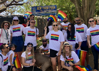 Brisbane Pride March