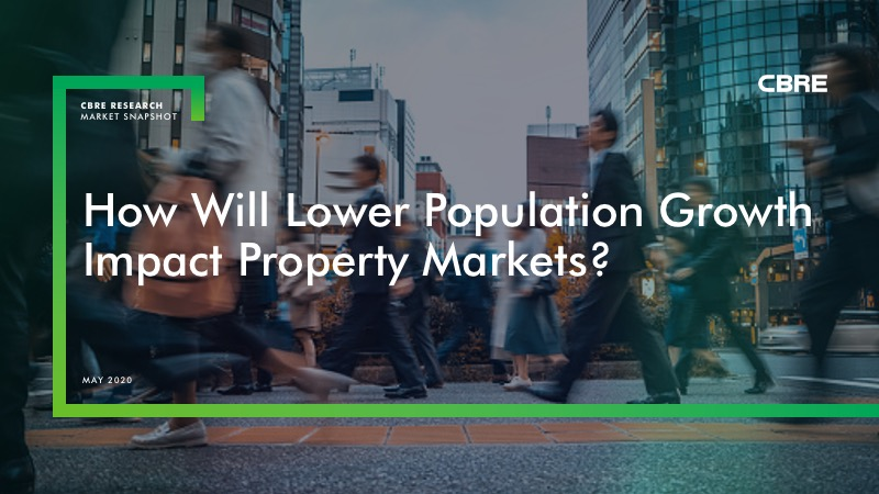 Australian Market Snapshot: Population Growth and Property Market